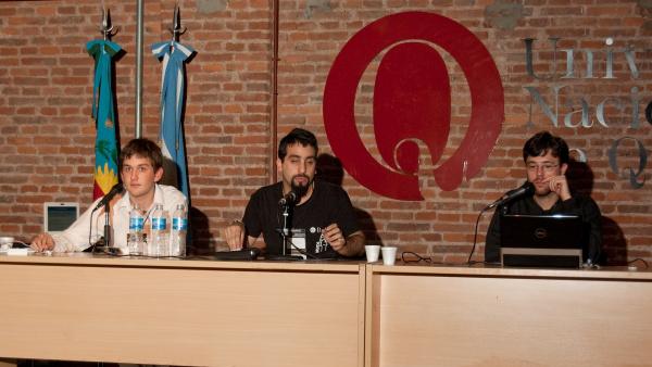 Panel de Redes Libre Abiertas y Comunitarias